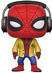 Funko Pop Movies HC Spider Man with Headphones Collectible Vinyl Figure