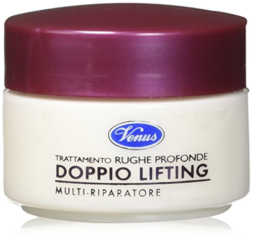 Venus - Crema Antirughe Doppio Lift, 50Ml