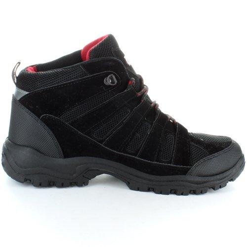 Outdoor Look da uomo Horizon MX2 imbottita Walking stivali nero - nero