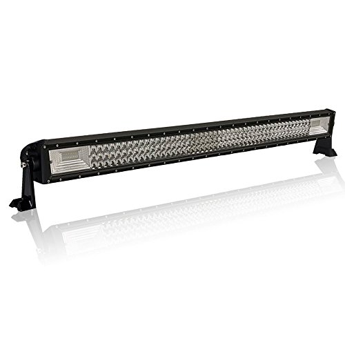 MCTECH 270W 7D LED Arbeit Licht Bar Arbeitsscheinwerfer Offroad Flutlicht Reflektor Scheinwerfer Arbeitslicht Zusatzscheinwerfer Scheinwerfer 12V 24V Rückfahrscheinwerfer (270W)