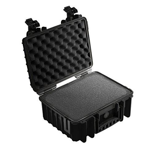 B&W outdoor.cases Typ 3000 mit Würfelschaum (SI) - Das Original