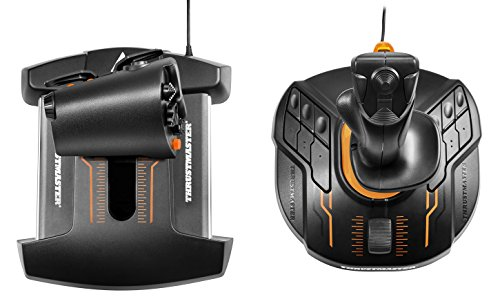 Thrustmaster T16000M FCS HOTAS (Hotas System, T.A.R.G.E.T Software, PC) - 6
