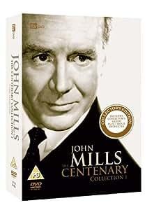 John Mills - The Centenary Collection Icon Box Set [DVD]
