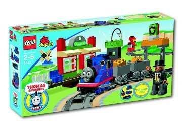 LEGO Duplo Thomas & Friends 5544 - Super Set (Thomas Lego)