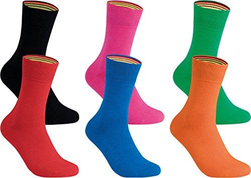 gigando-colorful-baumwoll-socken-kraftige-farben-fur-damen-und-herren-hand-gekettelt-extra-feines-ma
