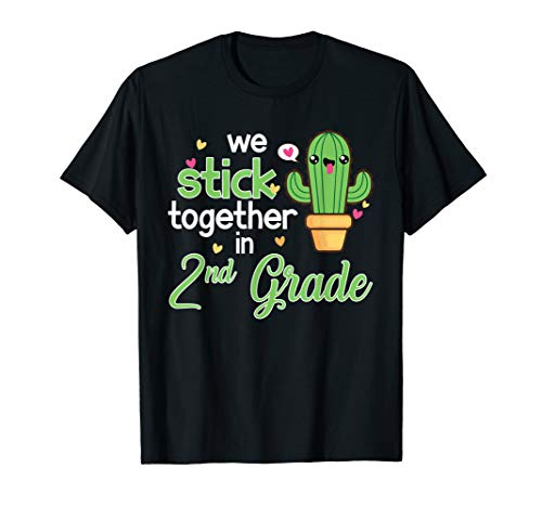 2nd Grade - Back To School T-Shirt ()