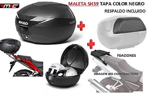 SHAD Kit BAUL Maleta Trasero SH39 litros