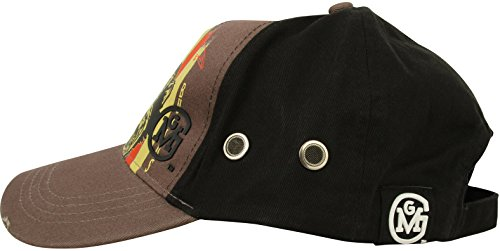 Gas Monkey Garage Cap Adjustable Hot Rod Service Grey