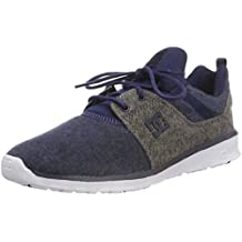 DC Shoes Heathrow TX Se, Zapatillas de Skateboard para Hombre
