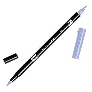 Tombow Dual Brush Pen Art Marker, 620 - Lilac, 1-Pack