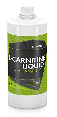 L-Carnitin Liquid von Carnipure + Vitamin C Hochdosiert mit 2000mg Carnitin pro Portion. Made in Germany (1000ml)