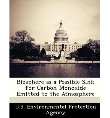 Biosphere as a Possible Sink for Carbon Monoxide Emitted to the Atmosphere (Paperback) - Common