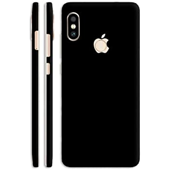 Gadgets Wrap 030318F2-35 Skin Sticker for Redmi Note 5 Pro (Black)