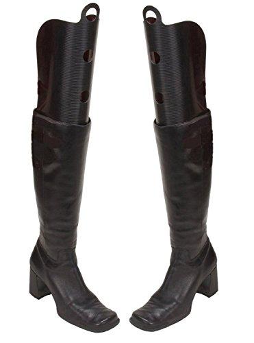 Wander agio asciugatura scarpe cedro Fresh Boot Shapers Albero Stivali 2paia Nero
