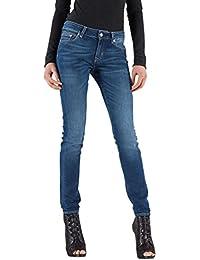 Meltin'Pot - Jeans MADOLINE D1445-UK225 para mujer, estilo skinny, ajuste ceñido, talle normal