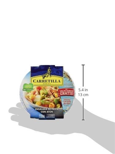 Carretilla - Ensalada De Pasta Con Atún - 240 g