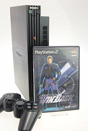 Playstation 2 (fat) mit Operation Winback (Ps2 Fat Konsole)