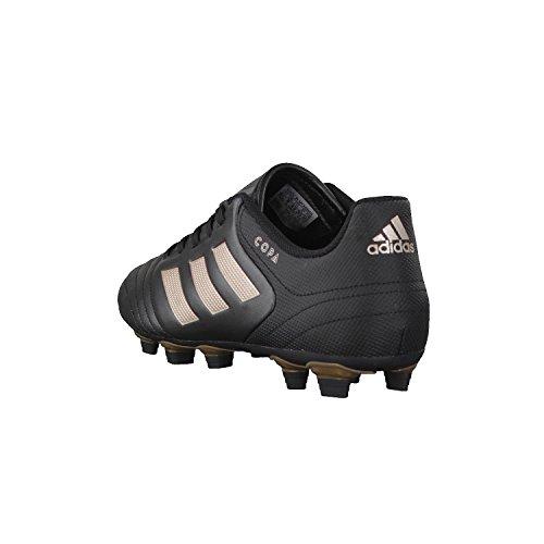 adidas Copa 17.4 Fxg, Chaussures de Football Homme, Blanc/Gris/Gris Clair noir