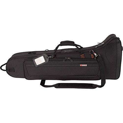 Protec PRO PAC Koffer für Tenor Posaunen, Schwarz