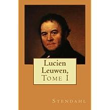 Lucien Leuwen,: Tome I