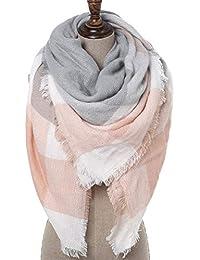 Abbigliamento Sciarpe Rosa it Stole Amazon E Stole YRpApw