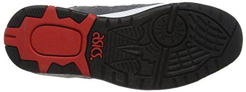ASICS Gt-quick Scarpe da Ginnastica Basse, Unisex Adulto Nero (black 9001)