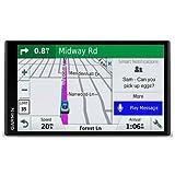 "Garmin DriveSmart 61 LMT-S Fijo 6.95"" TFT Pantalla táctil 243g Negro navegador - Navegador GPS (Multi, Europa del Sur, 17,6 cm (6.95""), 1024 x 600 Pixeles, TFT, Horizontal)"
