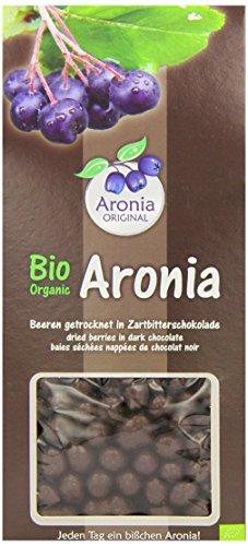 Aronia Original Baies d'Aronia au Chocolat Noir Bio 200 g