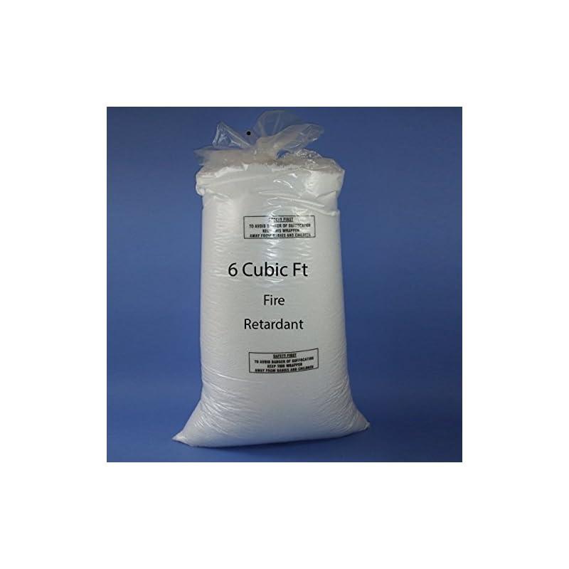 Westminster Bean Bag Booster Refill Polystyrene Beads Filling Top Up Bag Beans Balls 6 cubic feet