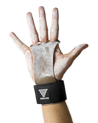 Grip Pads Griffpolster Wodies für Calisthenics, Alternative zu Handschuhen (L)