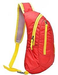 PVS New Chest Bag Leisure Chic Korean Style Nylon Ourdoor Sports Messenger Bag-Parent