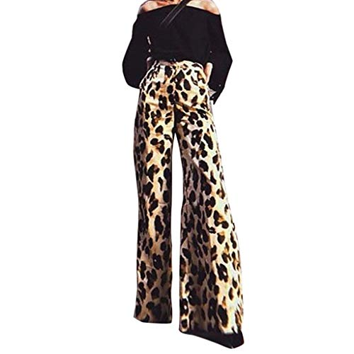 Qinsling donna jeans a zampa pantaloni a donna jeans vita alta elasticizzati tinta unita
