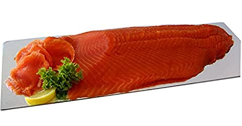 Smoked Wild Salmon sliced (MSC certified) (min.