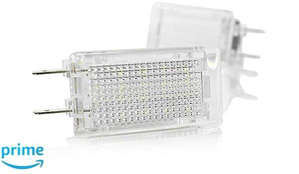 LED Kofferraumbeleuchtung Plug/&Play Module Xenon Wei/ß V-030607