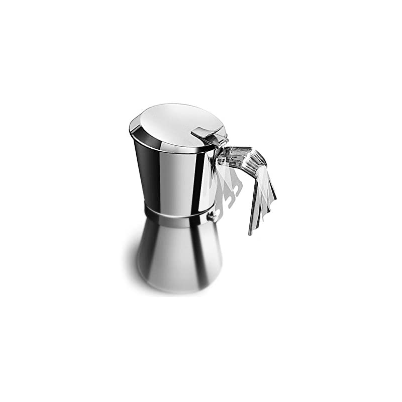 Giannini 103 Espresso Maker, Silver