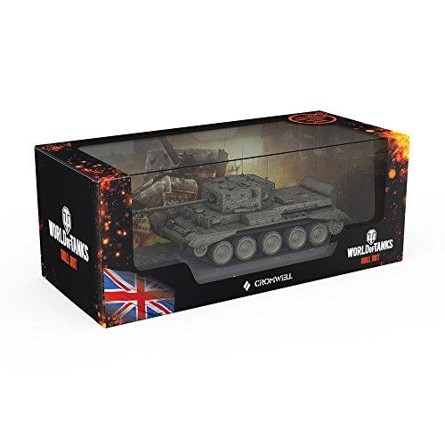 Miniature World of Tanks Beamten des Tank Cromwell