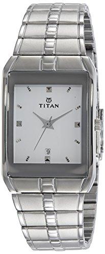 Titan Dial From Amazon Analog White Ne9151sm01a 17Off Men's Watch Karishma On in Buy QrdoeECxBW