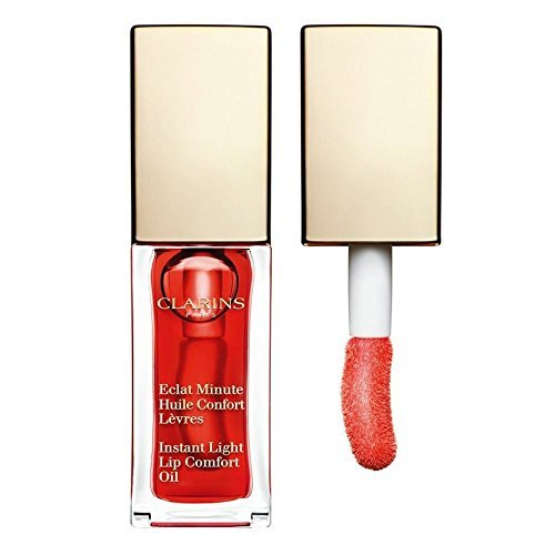 Clarins Instant Light Lip Comfort Oil 7ml 03 - Red Berry