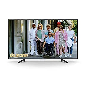 Sony KD-43XG7005 Bravia Fernseher (Ultra HD, 4K HDR, Smart TV, USB HDD Recording) schwarz