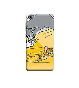 Ebby Premium Designer Back Cover for Xiaomi Mi5 (Designer Case)