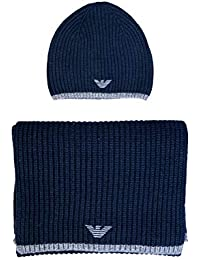 Amazon.it  cappello - Emporio Armani  Abbigliamento d2dc358e0361