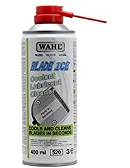 WAHL/MOSER/ERMILA Lame Ice 4 en 1 Spray, 400 ml