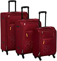 Kamiliant by American Tourister - Gaho Softside Spinner Luggage set of 3pcs