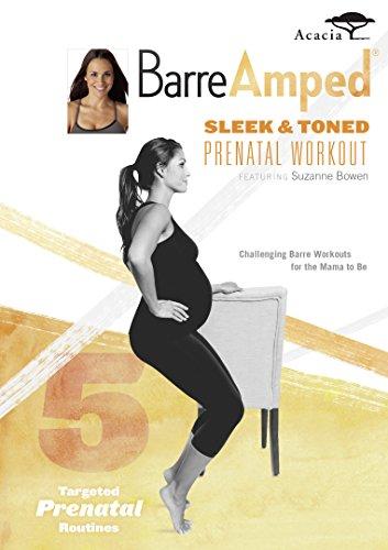 BarreAmped Sleek And Toned Prenatal [DVD]