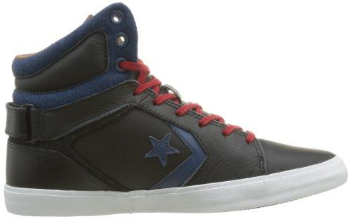 CONVERSE All Star12 Americ Mid 236121-70-12 Damen Sneaker Schwarz (Noir/Bleu)