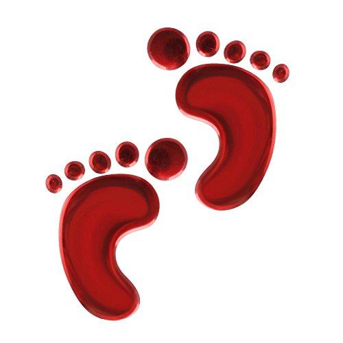 nido-del-bimbo-2147-rosso-stickers-adesivo-decalcomania-piede-3d-alta-tenuta-non-rovina-la-vernice-r