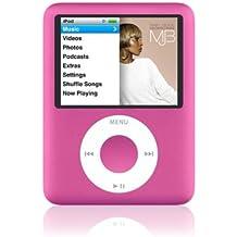 "Apple iPod nano nano 8GB, Pink 8GB Rosa - Reproductor MP3 (Pink, Rosa, Flash-media, 8 GB, LCD, 5,08 cm (2""), 320 x 240 Pixeles)"