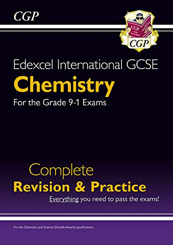 New Grade 9-1 Edexcel International GCSE Chemistry: Complete Revision & Practice (English Edition)