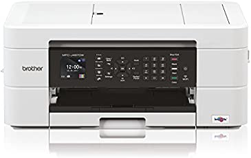 Brother MFCJ497DWG1 4-in-1 Tinten-Multifunktionsgerät 6.000 X 1.200 DPI
