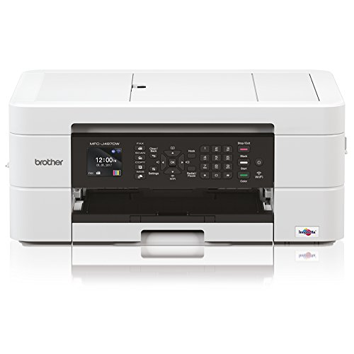 fax brother Brother MFC-J497DW MFC-Ink Fax Drucker